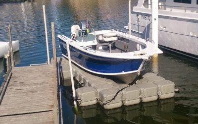 Dockpro Winch System for Boat Docks