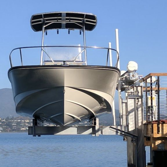 New Elevator Boat Lift By Golden - Available in Australia - Dockpro