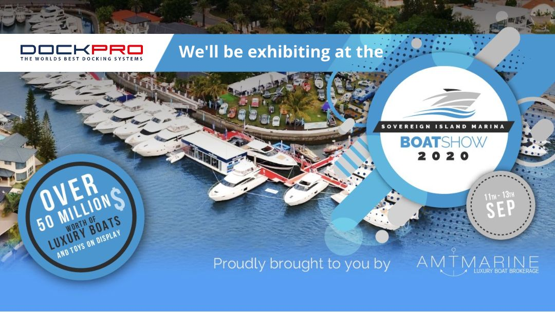 Sovereign Island Boat Show