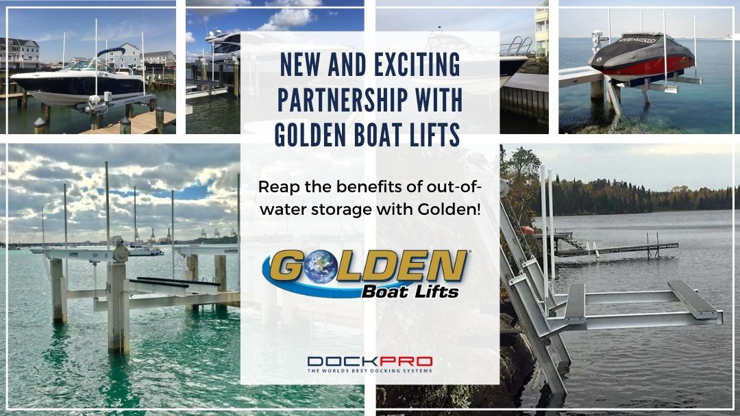 Partnership With Golden Boat Lifts