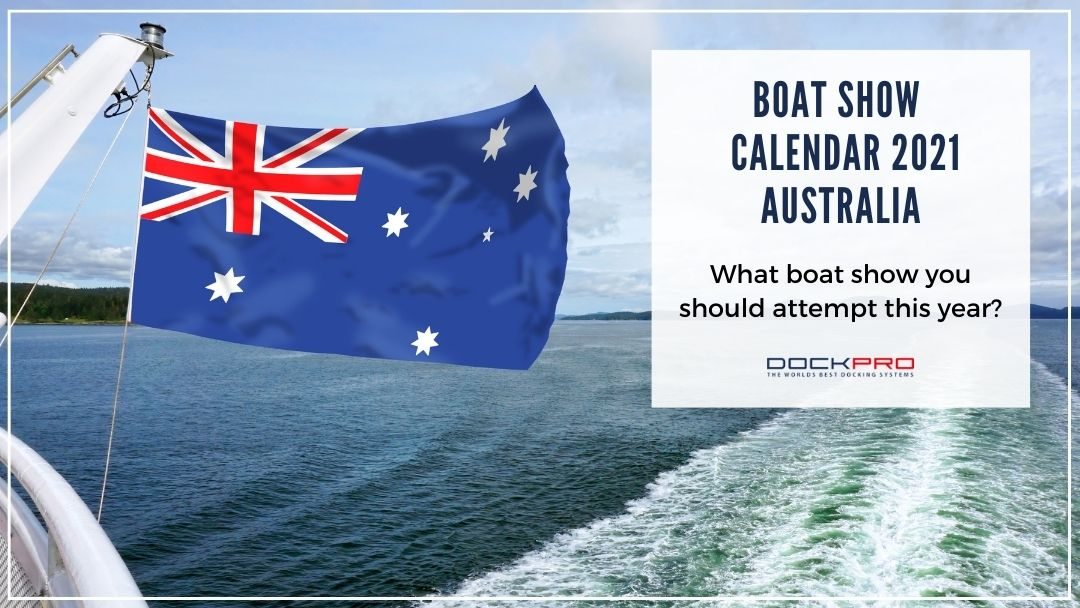 Australian Boat Shows 2021